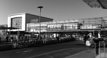 Graz, Hlavná železničná stanica