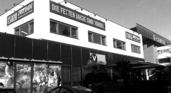 Villach, stredisko V-Center