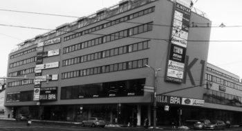 Viedeň 22, K1 Kagraner Platz